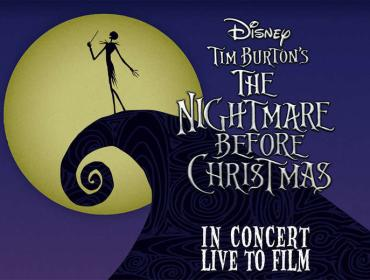 Tim Burton's The Nightmare Before Christmas-In Concert