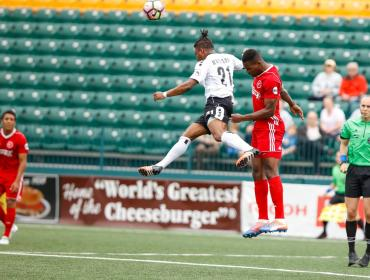 Rochester Rhinos vs. New York Red Bulls