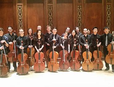Live from Hochstein – A Springtime Cello-bration