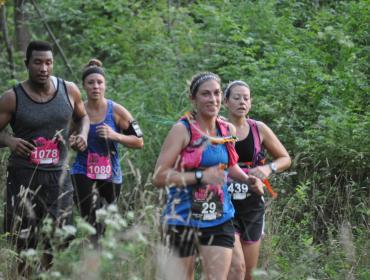 Fleet Feet Sports Dirt Cheap Trail Race #4