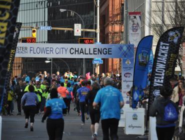 Rochester Regional Health Flower City Half Marathon & Wegmans Family 5K