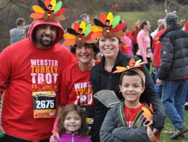 Webster Turkey Trot