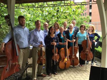 Concert: Ad Hoc Music Ensemble