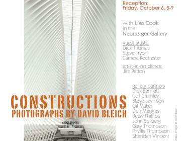 Constructions: Photography by David Bleich