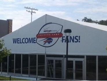 Buffalo Bills Training Camp