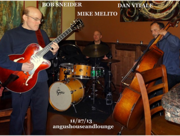 Live Music with Bob Sneider Jazz Trio