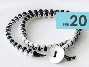 Make Your Own Double Wrap Bracelet