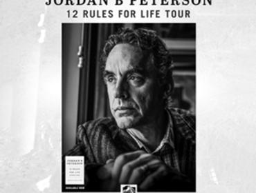 Dr. Jordan Peterson: 12 Rules for Life Tour