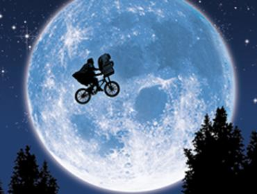 E.T the Extra-Terrestrial in Concert