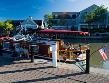New York State Summer of Fun: Erie Canal and Finger Lakes