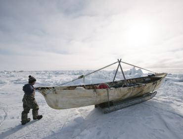 Kiliii Yuyan: On the Sea Ice, We Wear White