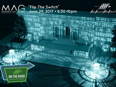 Flip the Switch! Screening at the MAG
