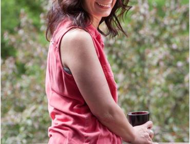 Meet the Author Georgia Beers At Via Girasole Wine Bar
