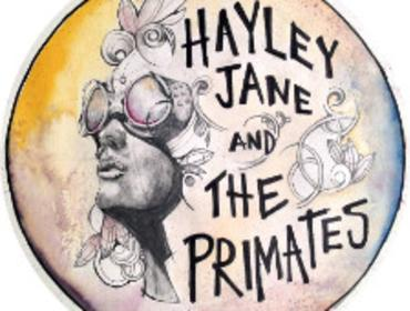 Hayley Jane & The Primates w/s/g Occular Panther
