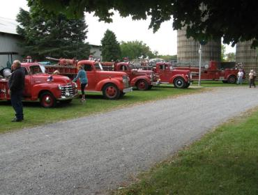 Antique Fire Trucks