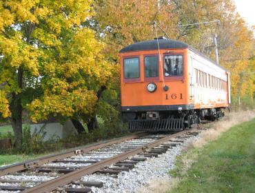 Halloween Trolley Express
