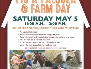 Pig-A-Palooza & Farm Day