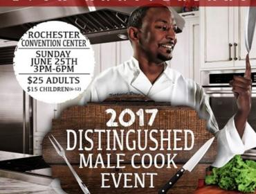 2017 Urban League of Rochester Distinguished Male Cooks Event