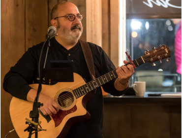 Live Music with Mike Pullano with special guest Tom Price at Via Girasole Wine Bar