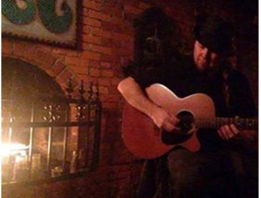 Live Music with Nate Coffee