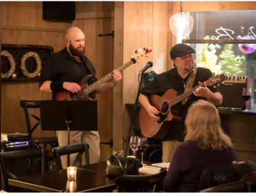 Live Music with Nate Coffey at Via Girasole Wine Bar