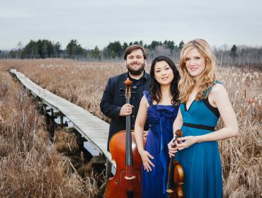 RIT Performing Artists Concert Series: The Neave Trio