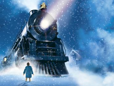 The Polar Express Movie Night