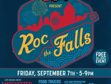 ROC the Falls