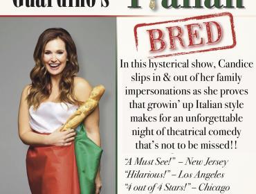 Italian Bred Comedy Show