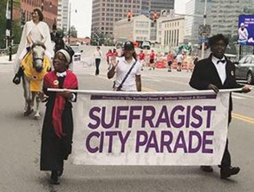 The Suffragist City Parade