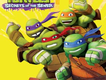 Teenage Mutant Ninja Turtles: Secrets of the Sewer Exhibit Opening Celebration