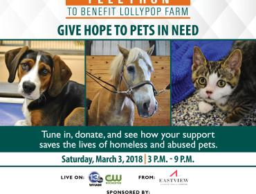 Tails of Hope Telethon