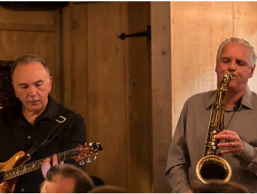 Live Music with Vince and Joe Jazz Duo
