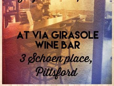 Wine & Wellness Event at  Via Girasole Wine Bar