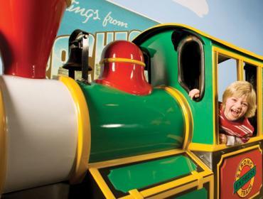All Aboard! Trains Weekend