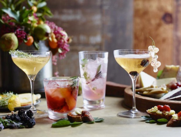 Cocktails in Autumn with Flower City Drinksmiths