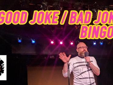 Good Joke/Bad Joke Bingo (rated PG-13)