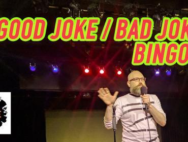 Good Joke/Bad Joke Bingo (rated PG)