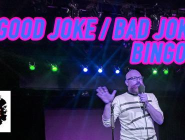 Good Joke/Bad Joke Bingo (rated R)