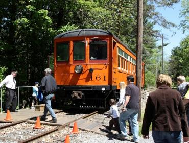 Fathers Day Trolley Rides and Museum