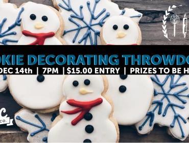 Cookie Decorating Throwdown