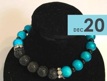Make Your Own Essential Oil Diffuser Bracelet