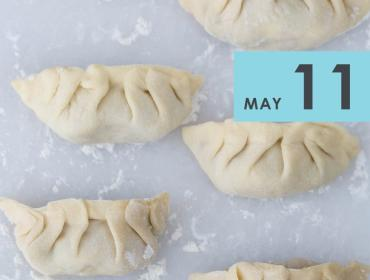 Make Your Own Chinese Dumplings