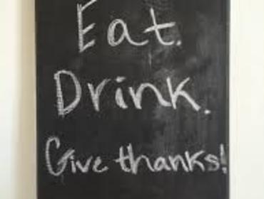 After Nap Thanksgiving get together