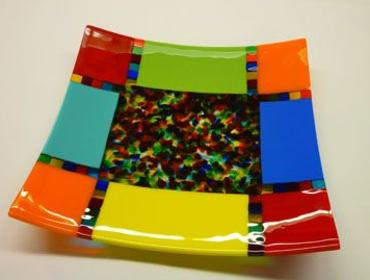 Get Into Glass! Introduction to Fusing and Slumping