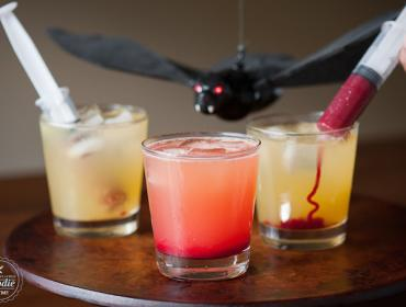 Spooktacular Creations with Flower City Drinksmiths