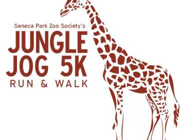 Jungle Jog 5K Run & Walk