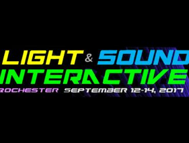 Light and Sound Interactive Conference and Expo