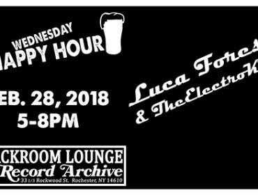 Happy Hour with The Electrokings