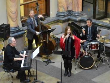 Maria and the Delaney Trio